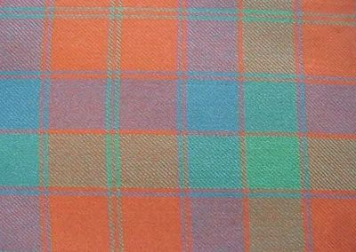 Ancient Robertson Red Tartan