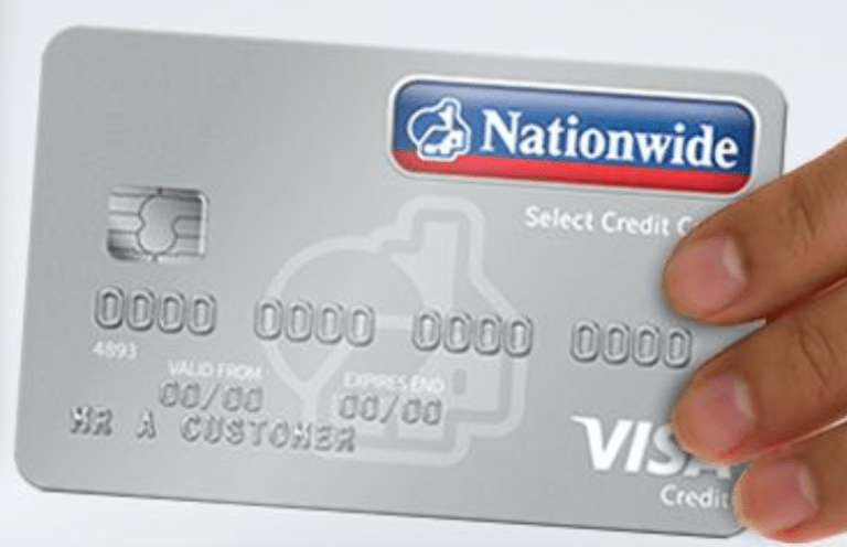 NATIONWIDE SELECT CREDIT CARD | NATIONWIDE CREDIT CARD