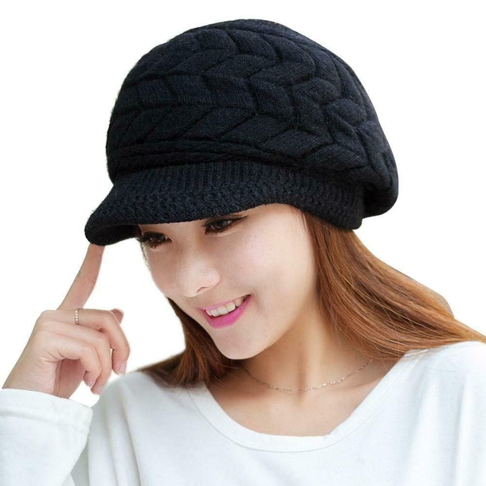 483f91803f6 Fashion Skullies Women Winter Hats Warm Knitted Beanie Cap #fashion  #clothing #shoes #accessories #womensaccessories #hats (ebay link)