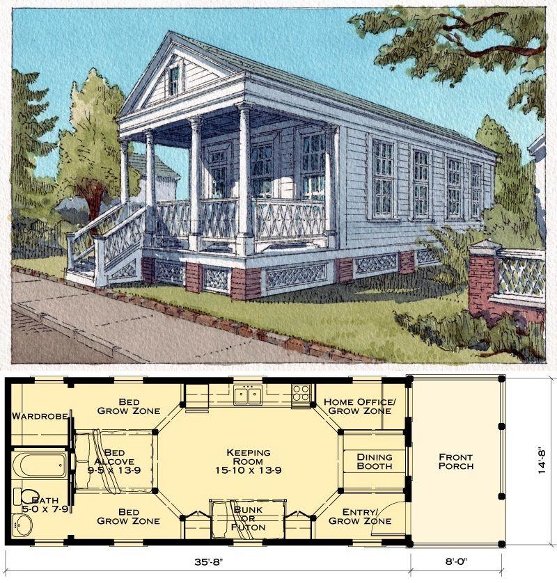 Simple Smallhouse Design Plans: Floor Plans , Small House , House Plans