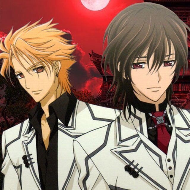 Inuyasha 65 English Dub: Vampire Knight - Night Class