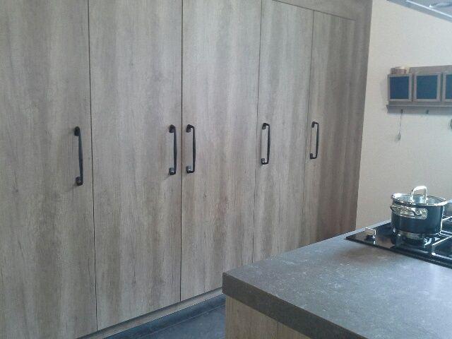 Dauby pure doorpull pmc dark iron vo mm also