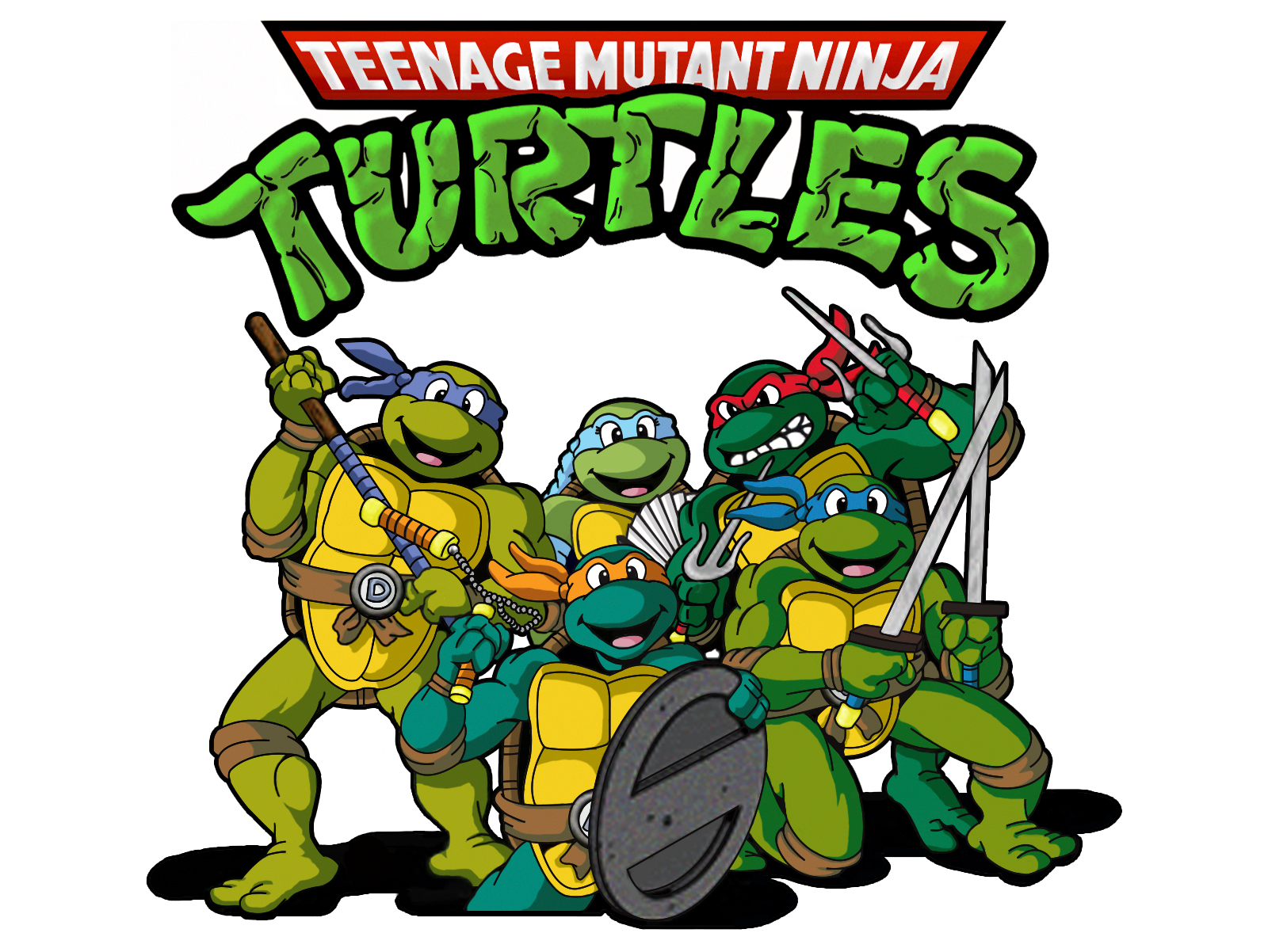 Tmnt 1987 Teenage Mutant Ninja Turtles Teenage Ninja Turtles Ninja Turtles Names Teenage Mutant Ninja