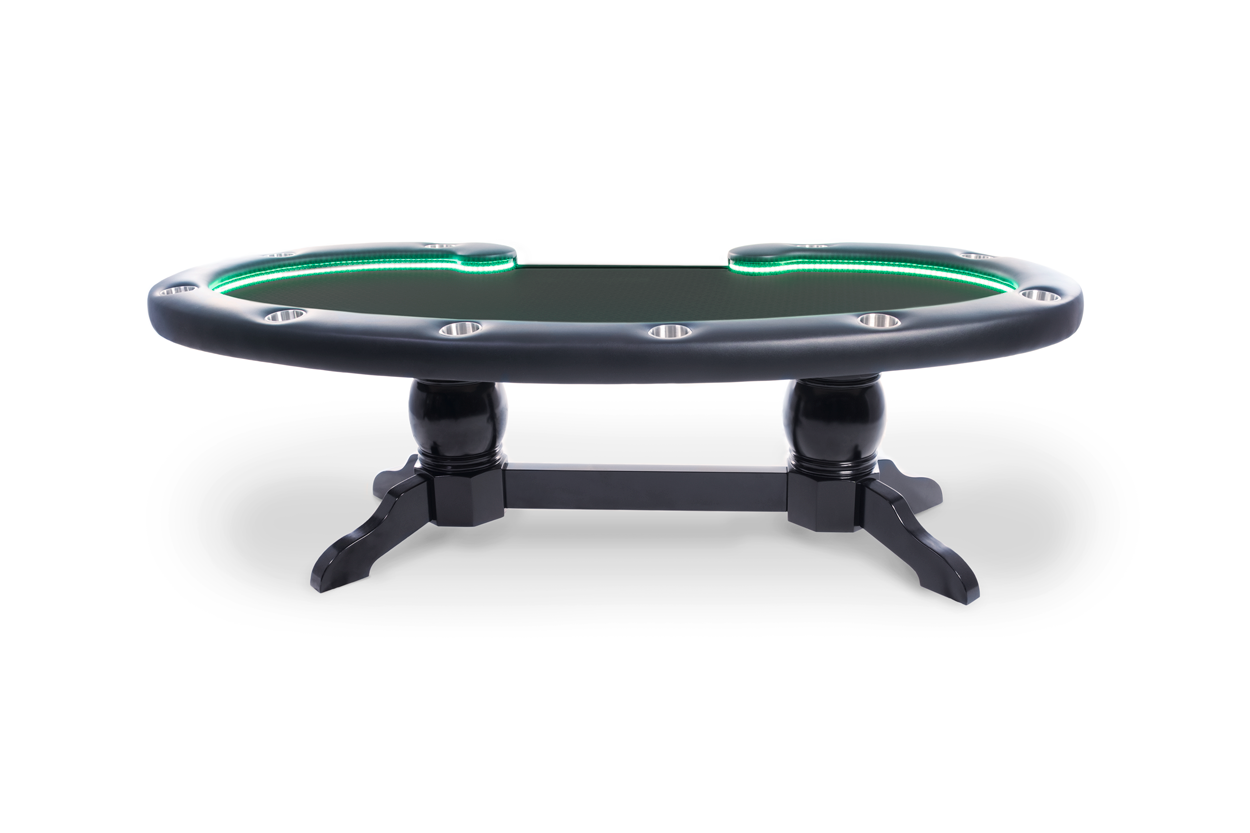 Inspiring Order From Us Led Poker Table By Bbo Americana Poker Tables Poker Table Table Poker