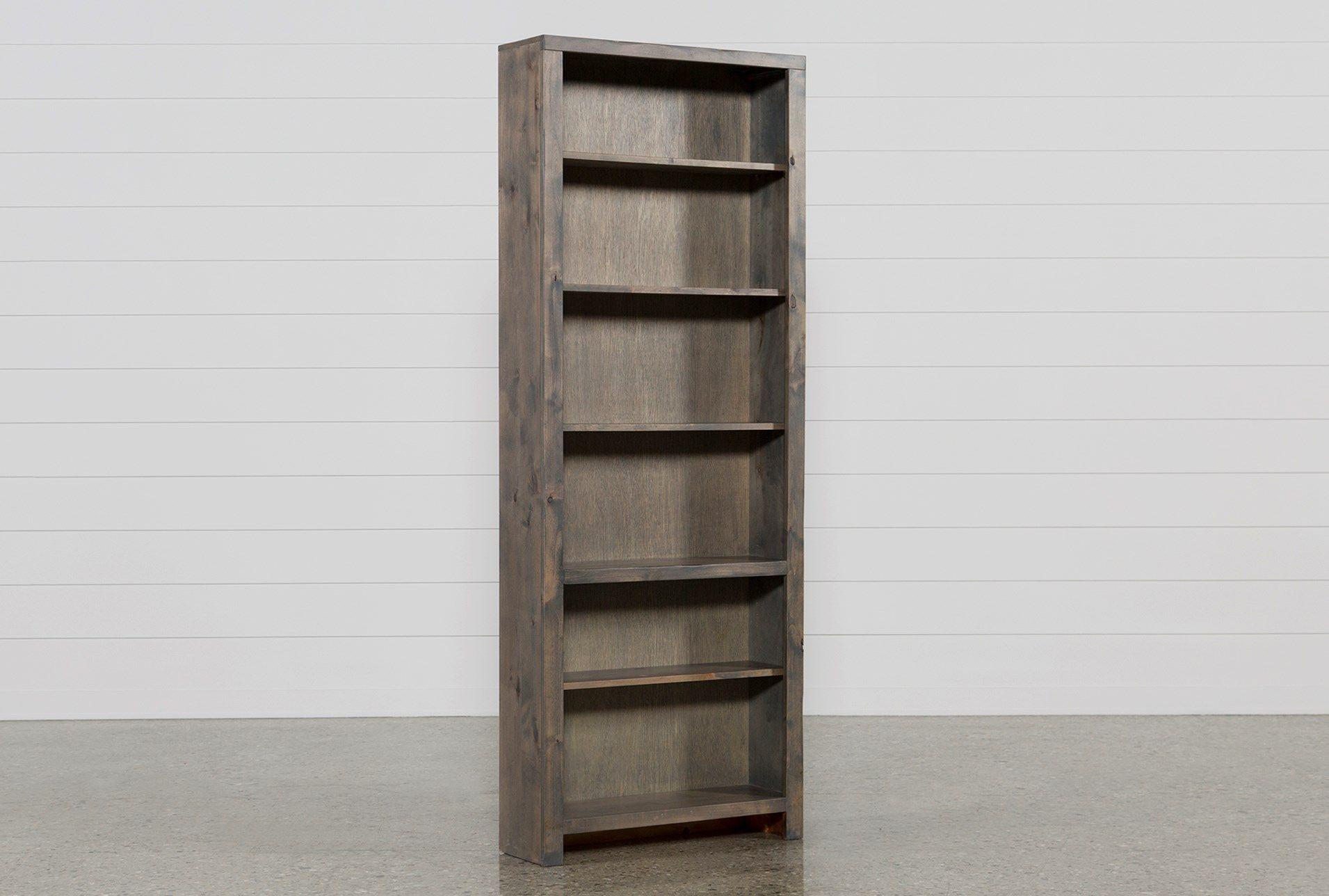 Ducar Ii 84 Inch Bookcase Bookcase Design Bookcase Living Room