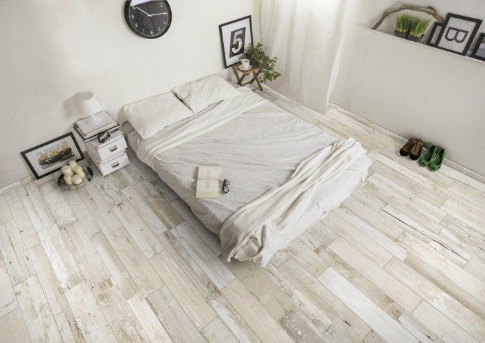 Carrelage Imitation Parquet Blanc En 2020 Deco Chambre Inspiration Carrelage Effet Parquet Parquet Chambre