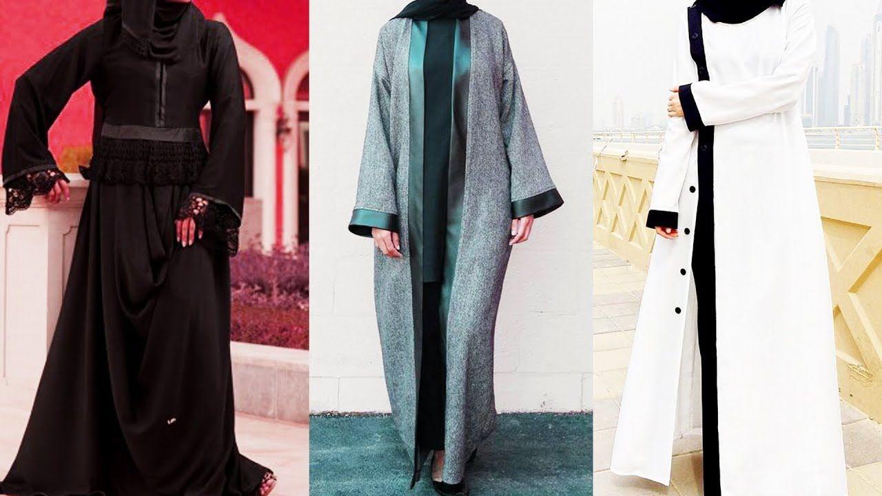 de7f6ce7d271b USA Abayas Most Premium Designs 2019   Abaya Fashion 2019 ...
