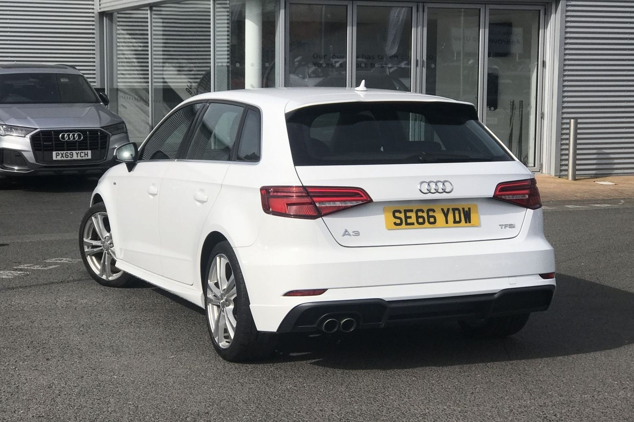 AUDI A3 1.4 TFSI S Line 5dr S Tronic For Sale in 2020