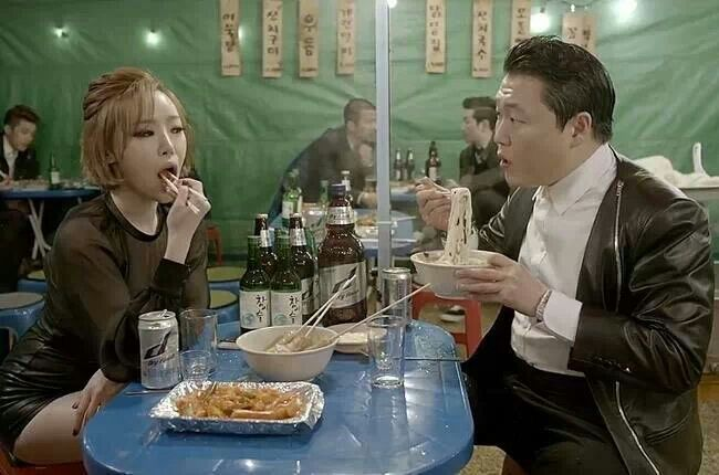 GA IN AND PSY