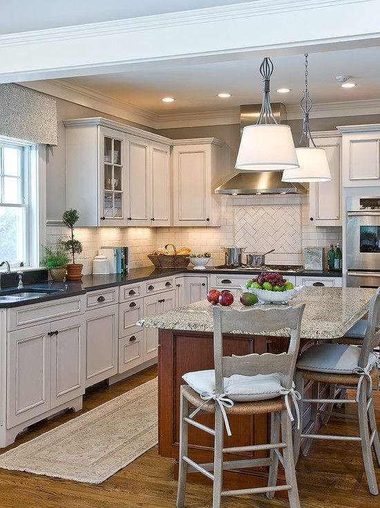 Swampscott house traditional kitchen boston by anita clark design