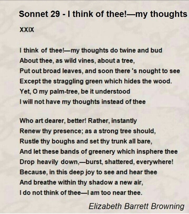 sonnet elizabeth barrett browning the portuguese  sonnet 29 analysis essay elizabeth barrett browning how do i love thee essay outline
