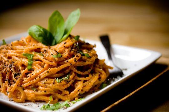 veg noodle pasta