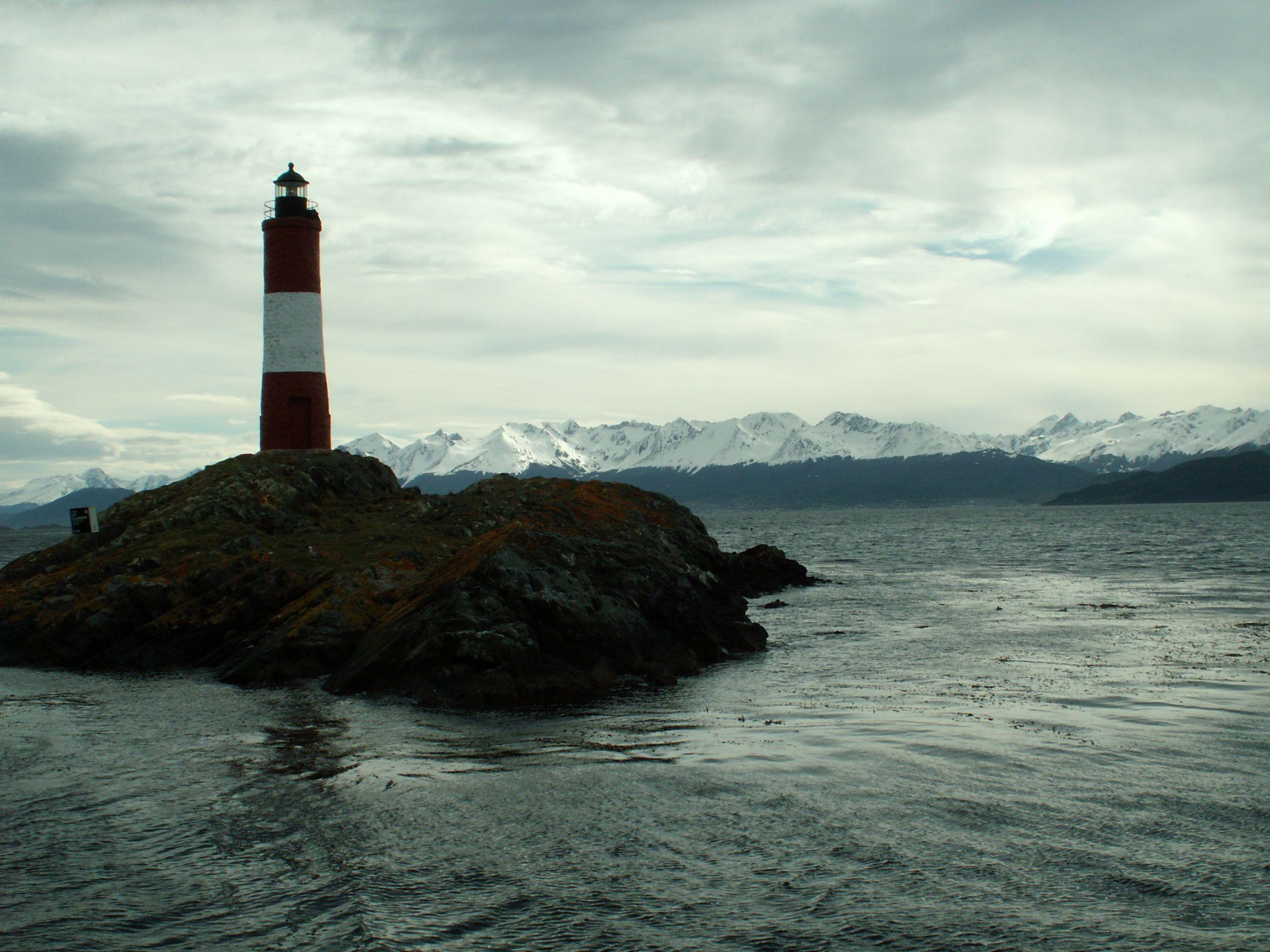 Beagle kanaal Ushaia Tierra del Fuego