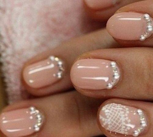 Wedding Nail For Short Nails Wedding Nail Designs Ideas Bridal