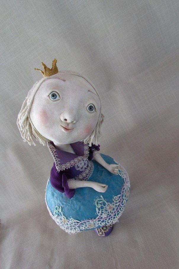 Ручная работа Принцесса дракон. | Работы, Принцессы и Куклы