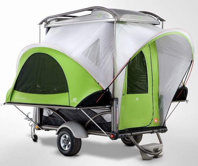 Amazing China Camper Trailer Tent CTT6005DA  China Trailer