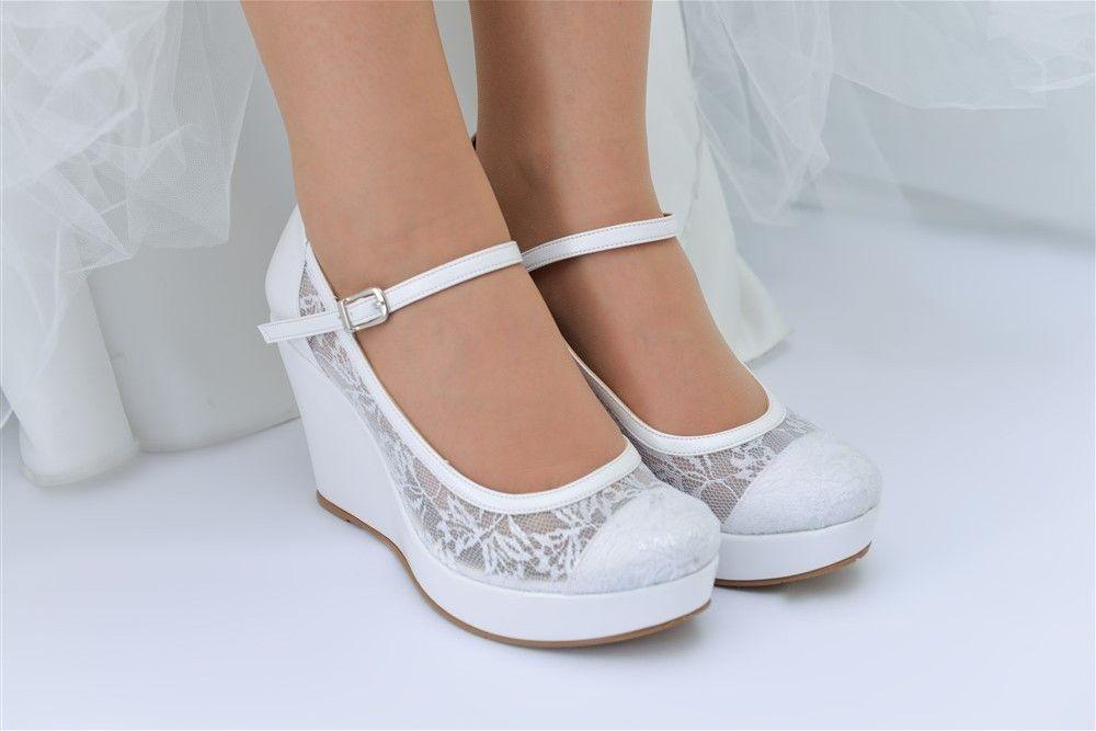 Pantofi de Mireasa Model 131
