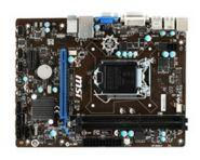 Carte mère MSI-H81M-P33 Micro ATX H81 Socket LGA-1150 - Vendredvd.com