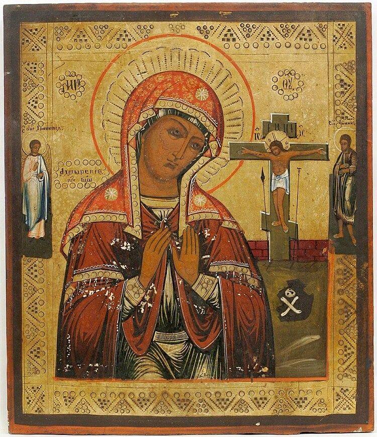 Икона Божией матери, которая исцеляет любые болезни и ...