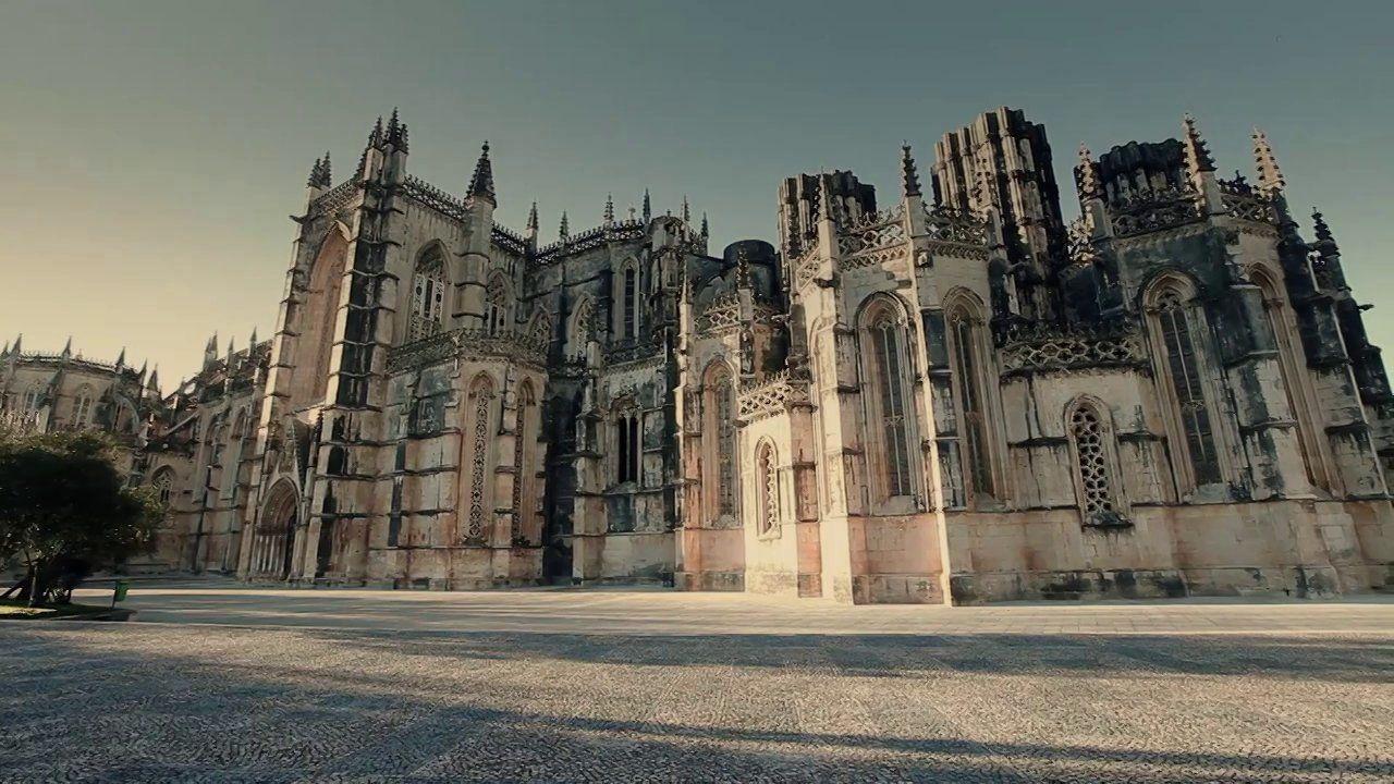 Mosteiro de Santa Maria da Vitória - Batalha on Vimeo -  Video by Bild Corp #Portugal
