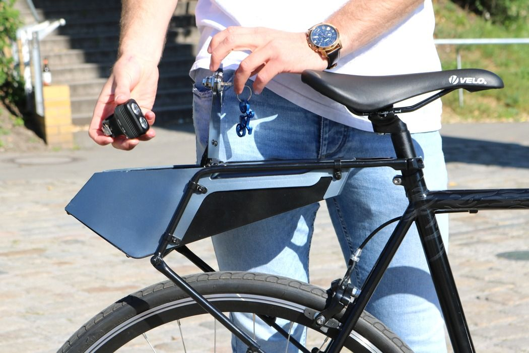 The Aerocarrier Gives Your Cycle Cargo Carrying Capabilities