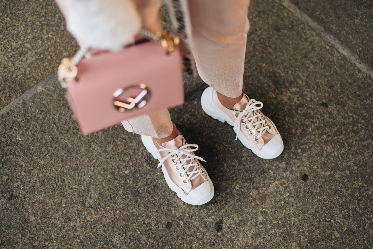 Fransen, Ugly Sneaker & Co.: Die wichtigsten Schuhtrends für