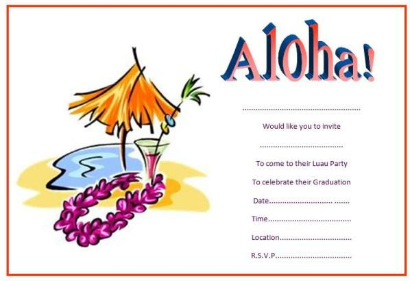 Free Printable Graduation Invitations Great Free Templates Come
