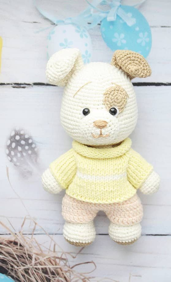 30 Models Of Crochet Toys Free, Any Child Will Love The New 2019 - Page 14 of 30 #crochetamigurumifreepatterns