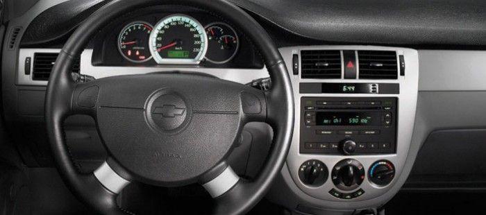 Chevrolet Optra Interior Chevrolet Chevrolet Optra New Cars