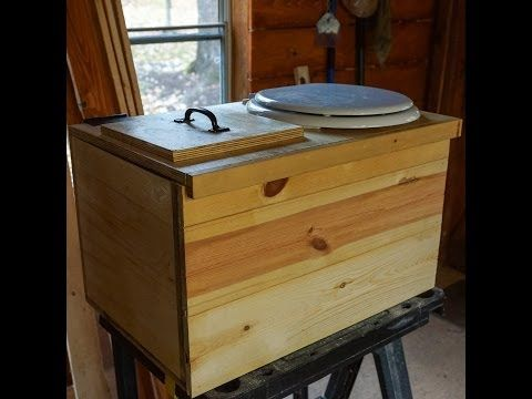 Sawdust toilet you wife and family will use [Archive] - BHM Forum ...