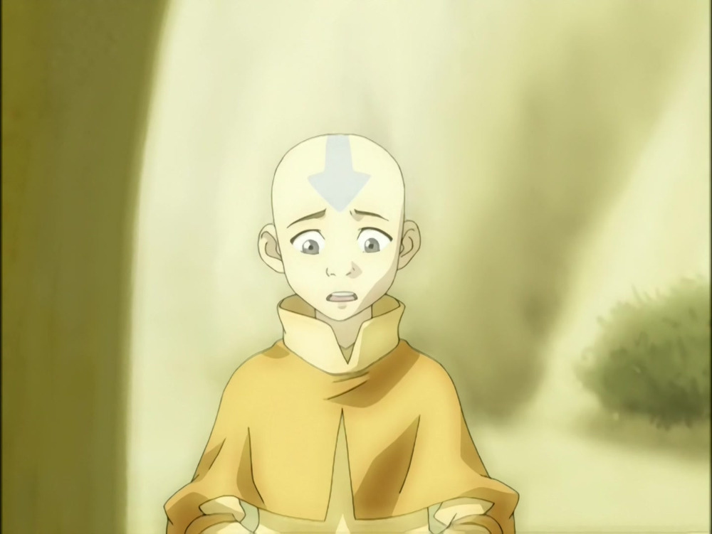 Anime Screencap And Image For Avatar The Last Airbender Book 1 Fancaps Net Avatar The Last Airbender Avatar Aang