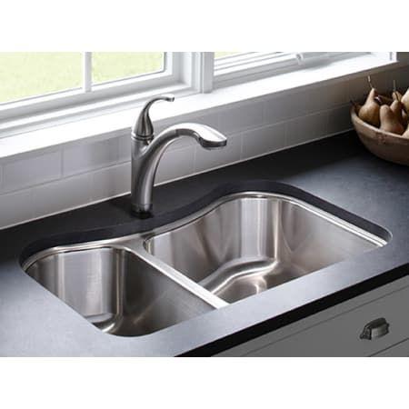 Kohler K-3891 | Kitchen sink design, Kitchen sink price ...