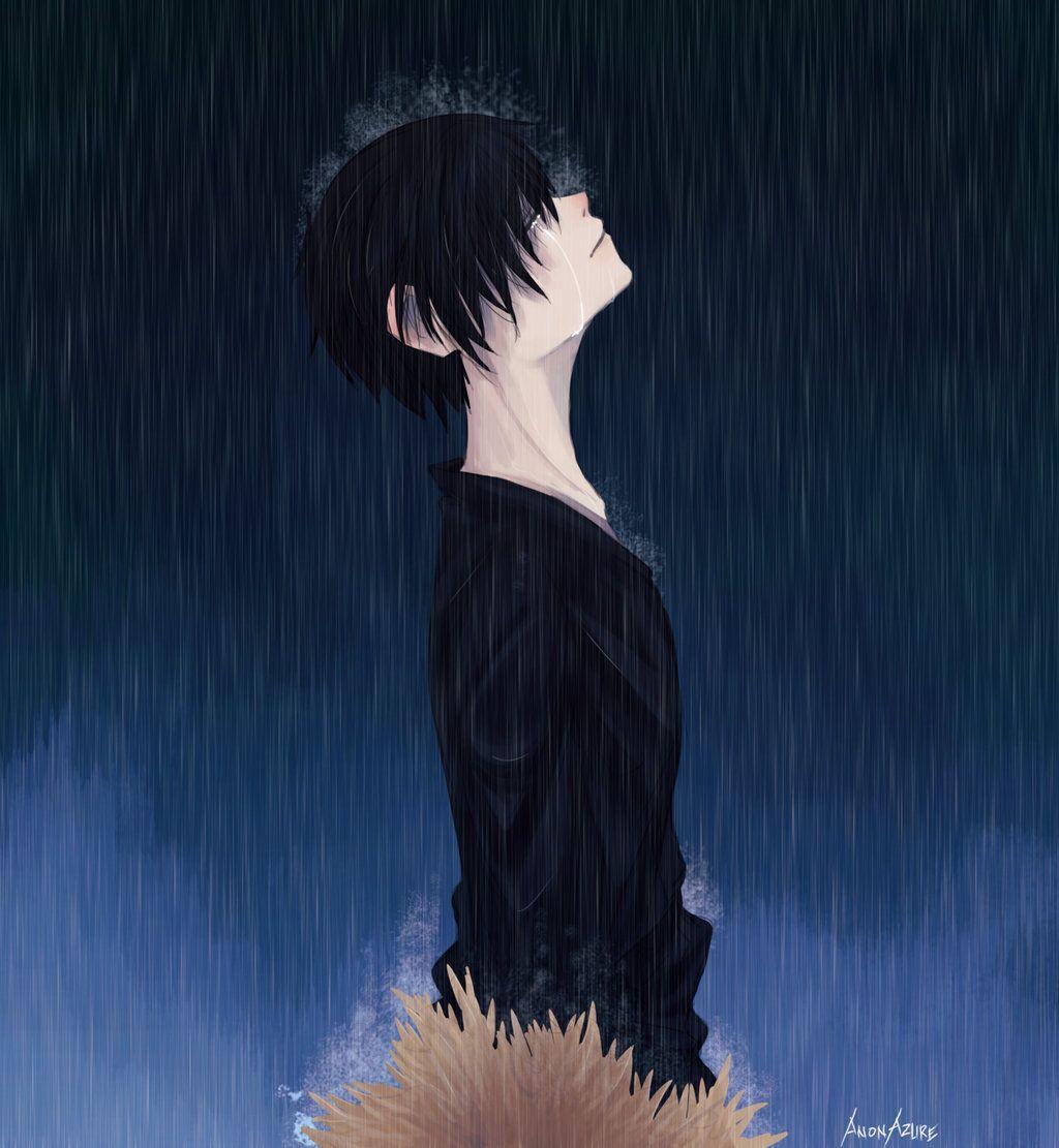 Izaya Rain by AnonAzure (With images) Izaya orihara