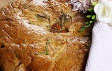 Festliga fyllda bröd