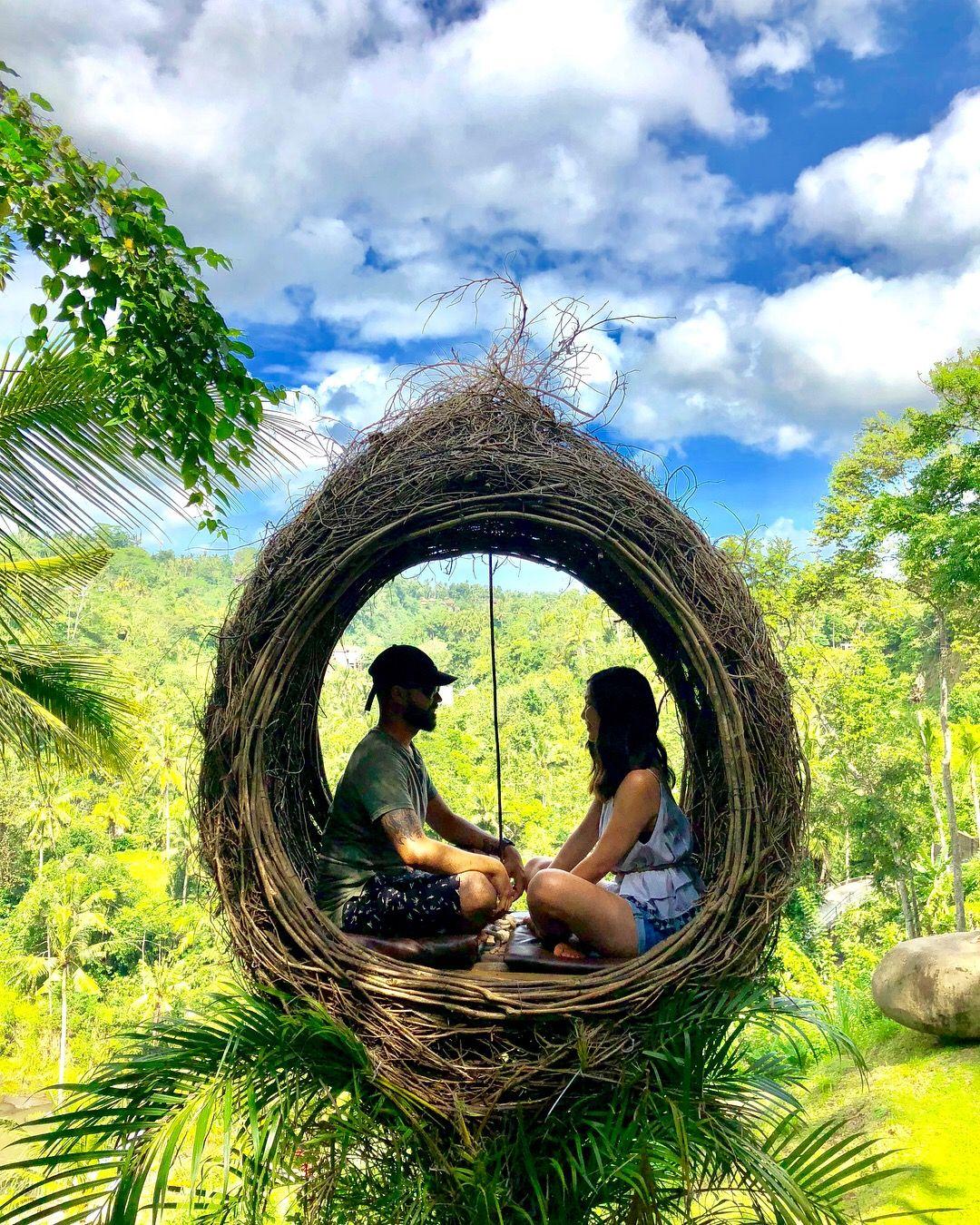 Bali Swing Nest Bali Indonesia Desain