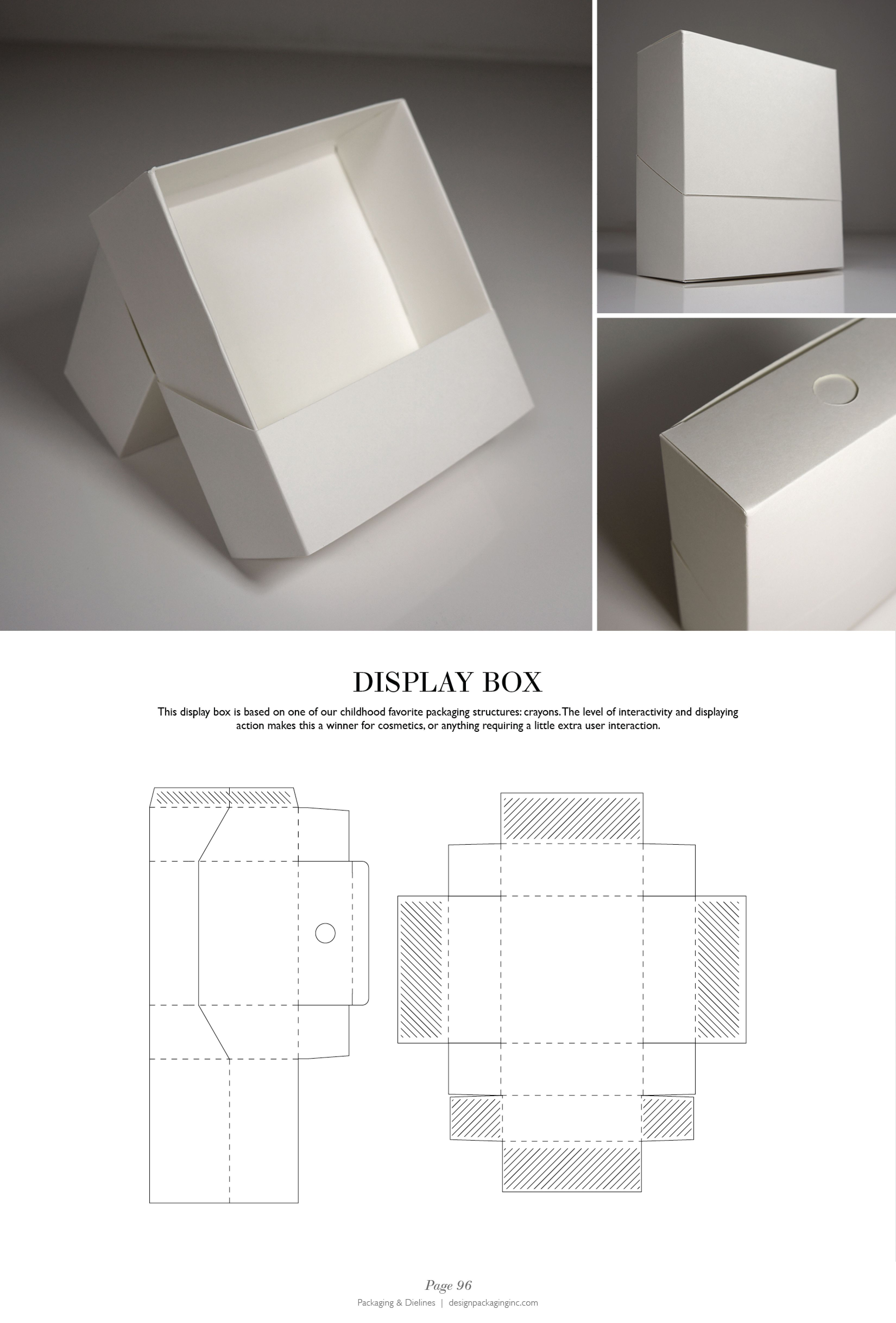 Packaging dielines the designer 39 s book of packaging for Home design packages