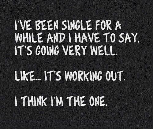 Self-dating.