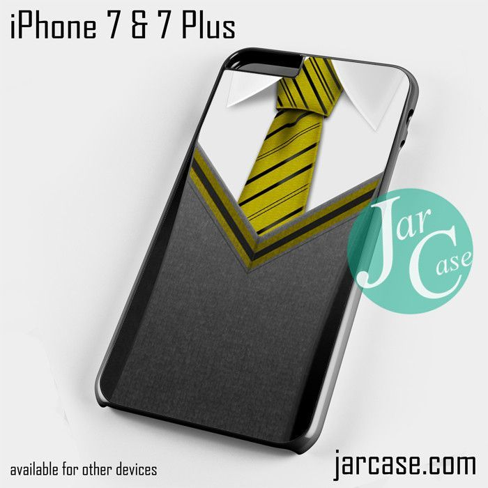 harry potter cloth hufflepuff Phone case for iPhone 7 and 7 Plus
