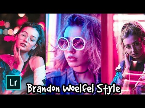 Brandon Mobili ~ How to edit like brandon woelfel in this video i take you through