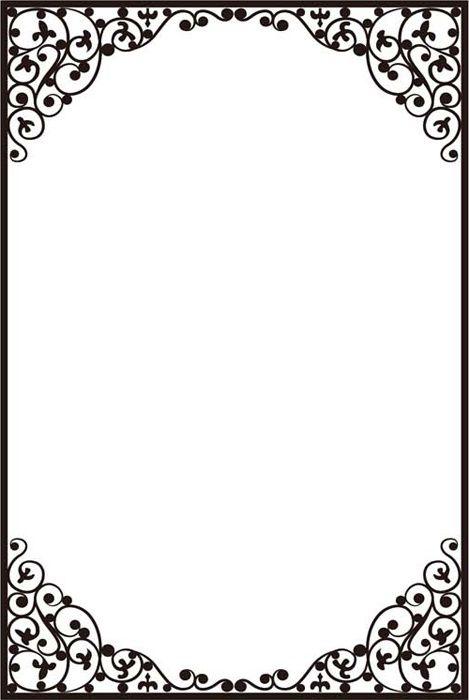 Maszynki I Akcesoria Page Borders Design Frame Borders And Frames