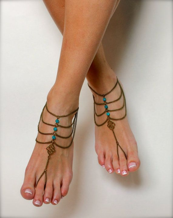 Hey, I found this really awesome Etsy listing at https://www.etsy.com/ca/listing/223009878/barefoot-sandals-barefoot-beach-jewelry