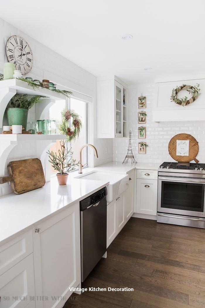 New DIY Vintage Ideas For Kitchen #vintage | Vintage ...