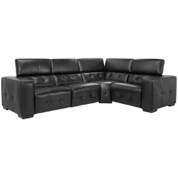 Bleeker Powered Reclining Sectional 3 449 Liked On