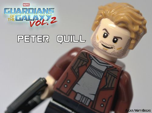 Portrait:  Peter Quill