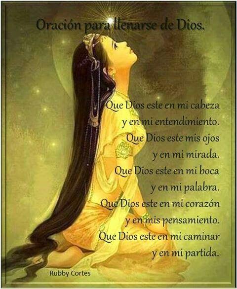 Hermosa oracion