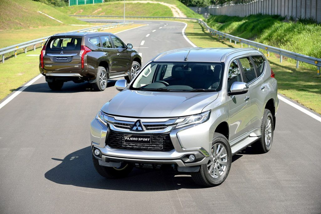 2020 Mitsubishi Montero Sport New Review Indonesia Desain Teknologi