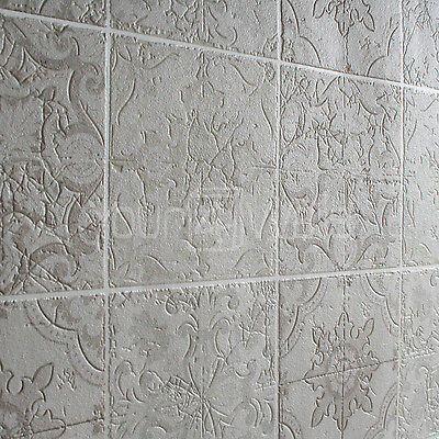 U0027Marokkanische Kachelu0027 Geometrisch Fliesen Effekt Tapete Grau, Beige, Creme  Weiß. U0027