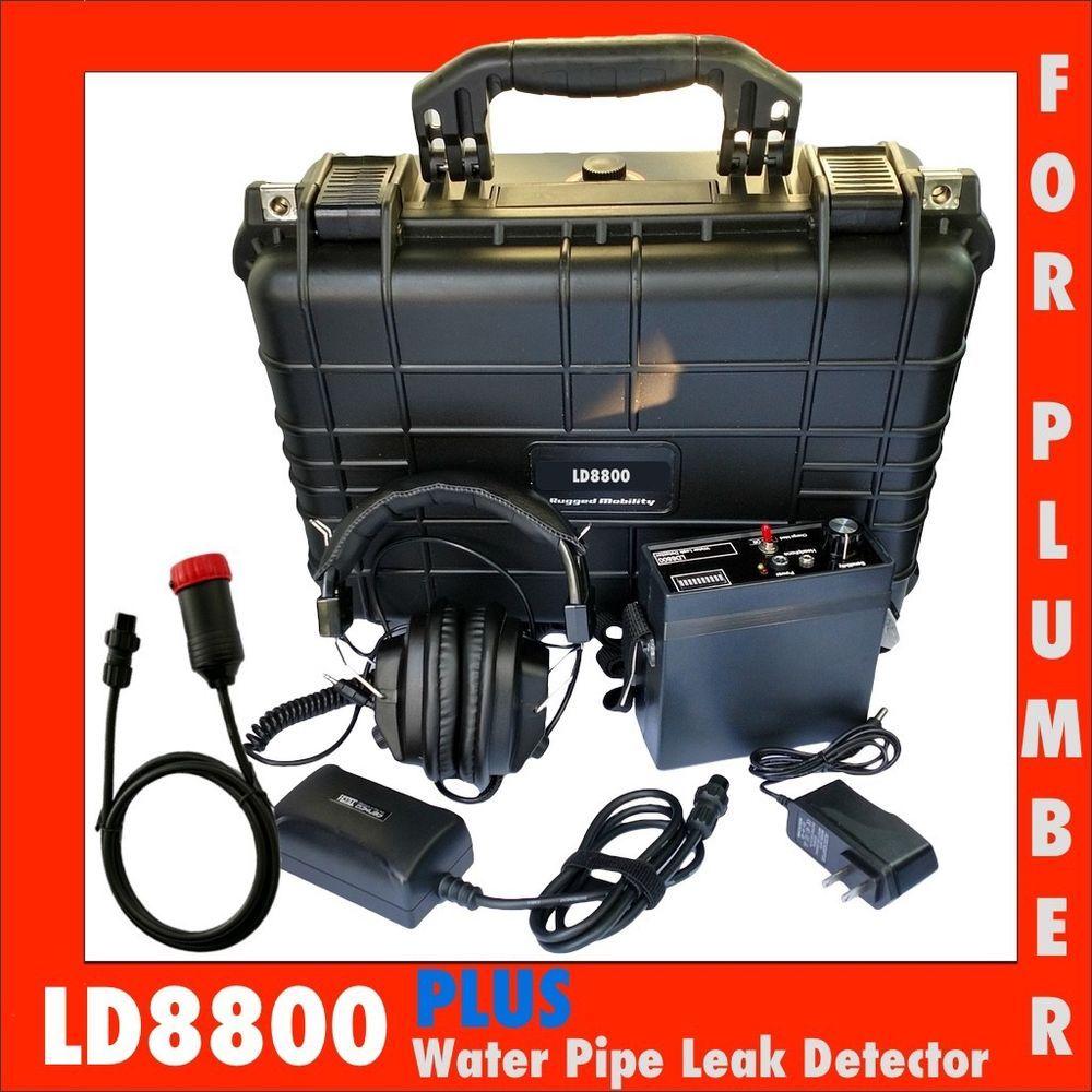 Underground Leak Detection Device Panosundaki Pin