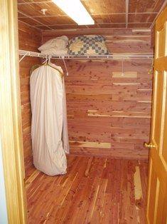 Cedar Closets Designed And Built