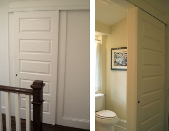 Bathroomslidingdoor 550×425 Pixels  New Aptideas Gorgeous Doors For Small Bathrooms Review